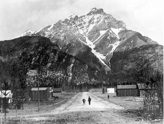 history of the Canadian Rockies