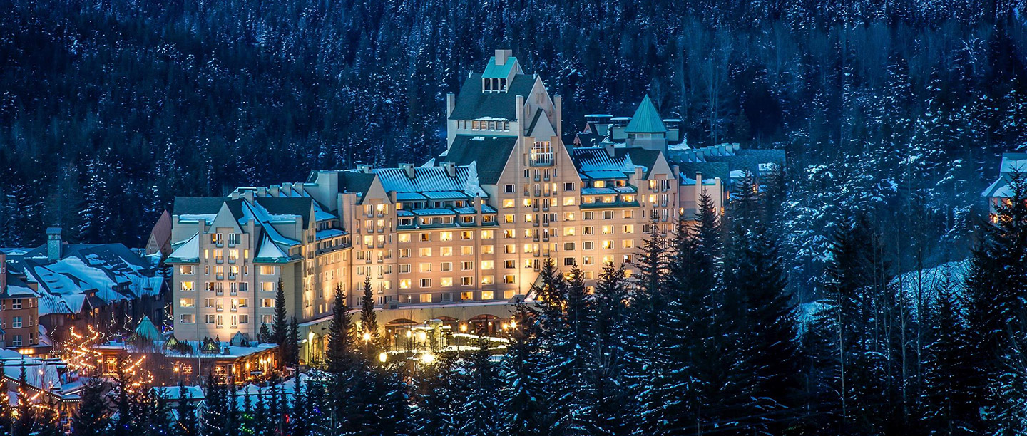 CWR 478643 Chateau Whistler Winter
